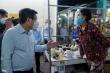 Chủ tịch TP.HCM mong tiểu thương chấp hành biện pháp phòng dịch dù bất tiện