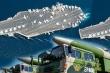 Dùng thuốc nổ thử tàu sân bay, Mỹ 'tuyên chiến' tên lửa chống hạm Trung Quốc?