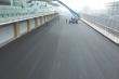 Video: Cận cảnh bên trong đường đua F1 tại Hà Nội đang gấp rút hoàn thiện