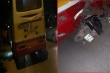 Quay đầu xe bỏ chạy khi gặp CSGT, thanh niên không đội mũ bảo hiểm bị xe buýt tông nguy kịch