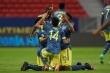 Ghi bàn phút cuối, Colombia giành hạng 3 Copa America 2021