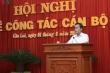 Ông Hồ Văn Niên làm Bí thư tỉnh uỷ Gia Lai