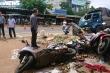 Xe tải lao vào chợ làm 5 người chết: Khởi tố bị can, bắt tạm giam tài xế