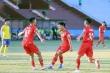 Đội bóng bầu Hiển tặng Phú Thọ đánh bại quân bầu Đức để thăng hạng