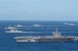 Đồng loạt điều tàu sân bay vào Biển Đông và Hoa Đông, Mỹ - Trung muốn gì?