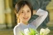 Ngắm nhan sắc trong veo của nữ sinh Đại học Hà Nội