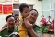 Công an cảm ơn người dân, cộng đồng mạng giúp giải cứu bé 2 tuổi ở Bắc Ninh