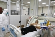 Bệnh nhân COVID-19 số 1045 bị mê sảng, phải dùng thuốc chống loạn thần