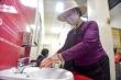 Trạm rửa tay miễn phí, khu cách ly trong bến xe, nhà ga