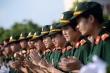 18 trường quân đội công bố điểm chuẩn năm 2019