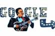 B.B. King - ông hoàng nhạc blues được Google Doodle vinh danh