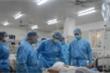 Bên trong tâm dịch Bệnh viện Bạch Mai những ngày phong toả