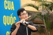 Viết bài luận cây sáo trúc, nam sinh Hải Phòng giành học bổng 12 trường đại học Mỹ