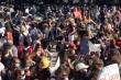 Video: Người biểu tình đụng độ cảnh sát bên ngoài Nhà Trắng