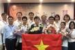 Việt Nam đoạt 4 huy chương Vàng Olympic Hoá học quốc tế 2020