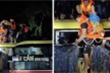 Xuyên đêm giải cứu 18 người trên xe khách bị lũ cuốn trôi ở Quảng Bình