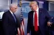 Đảng Dân chủ ra 'tối hậu thư 24 giờ' yêu cầu Pence luận tội Trump