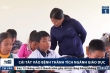 Cô giáo bắt học sinh tát bạn 231 cái: Cái tát vào bệnh thành tích ngành giáo dục