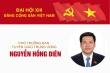 Infographic: Sự nghiệp Phó Trưởng Ban Tuyên giáo Trung ương Nguyễn Hồng Diên