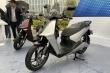 VinFast ra mắt xe máy điện Theon, cùng kích cỡ Honda SH