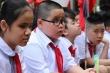 Khai giảng năm học mới ở ngôi trường đặc biệt nhất Hà Nội