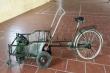 Thái Bình: Học sinh nghèo chế tạo thành công xe đạp cắt cỏ