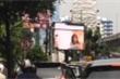 Indonesia điều tra vụ phim người lớn vô tình chiếu giữa phố