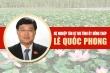 Infographic: Sự nghiệp Bí thư Tỉnh ủy trẻ nhất nước