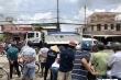 Xịt sơn che biển số xe ben sau tai nạn làm nữ sinh lớp 4 thiệt mạng ở TP.HCM