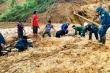 Tìm được 2 thi thể nạn nhân trong vụ sạt lở đất ở Quảng Nam