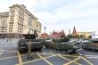 Ảnh: Nga tổng duyệt lần cuối trước lễ duyệt binh Ngày Chiến thắng