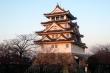 Tòa lâu đài được xây chỉ trong một đêm ở Nhật Bản