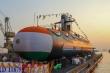 Ấn Độ hạ thủy tàu ngầm tấn công INS Vagir lớp Scorpene
