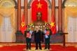 Tổng Bí thư, Chủ tịch nước trao Quyết định thăng quân hàm hai Thượng tướng