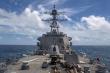 Bộ trưởng Quốc phòng Mỹ: Trung Quốc còn lâu mới theo kịp năng lực hải quân Mỹ