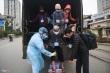 Bệnh nhân chạy thận được xe quân đội đưa đón đến Bệnh viện Bạch Mai