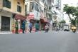 Phát hiện nhiều F0 ở phố Thụy Khuê, Hà Nội truy vết người tập thể dục ven Hồ Tây