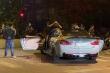 Trích xuất camera tìm nghi phạm vụ chém 2 người đi xe BMW ở TP.HCM