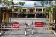 Phòng chống dịch COVID-19, Hội An tạm dừng 'Phố đi bộ và xe không động cơ'