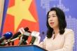 Việt Nam trao công hàm phản đối Trung Quốc tập trận trái phép ở Hoàng Sa