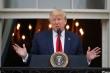Tổng thống Trump ca ngợi quân đội Mỹ trong cuộc chiến chống COVID-19