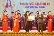 Nữ thủ khoa Học viện Tài chính tốt nghiệp điểm tuyệt đối
