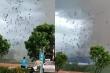 Bão số 1 suy yếu thành áp thấp nhiệt đới, Bắc Bộ đề phòng mưa to kèm lốc xoáy