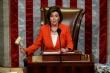 Chủ tịch Hạ viện Nancy Pelosi nói ông Trump thừa nhận 'hối lộ'