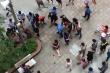 Truy tìm kẻ nghi bắn vợ bị thương ở Hà Nội