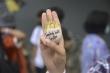 Người biểu tình Myanmar thực hiện 'chiến dịch trứng phục sinh'