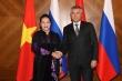 Dư luận Nga đánh giá tích cực kết quả chuyến thăm của Chủ tịch Quốc hội Nguyễn Thị Kim Ngân