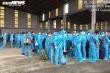 Ảnh: Đón 129 người Việt ở sân bay Bata của Guinea Xích Đạo