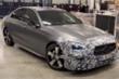 Mercedes-Benz C-Class thế hệ mới có nội thất giống S-Class