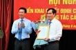 Bổ nhiệm ông Phan Xuân Thuỷ làm Phó trưởng Ban Tuyên giáo Trung ương